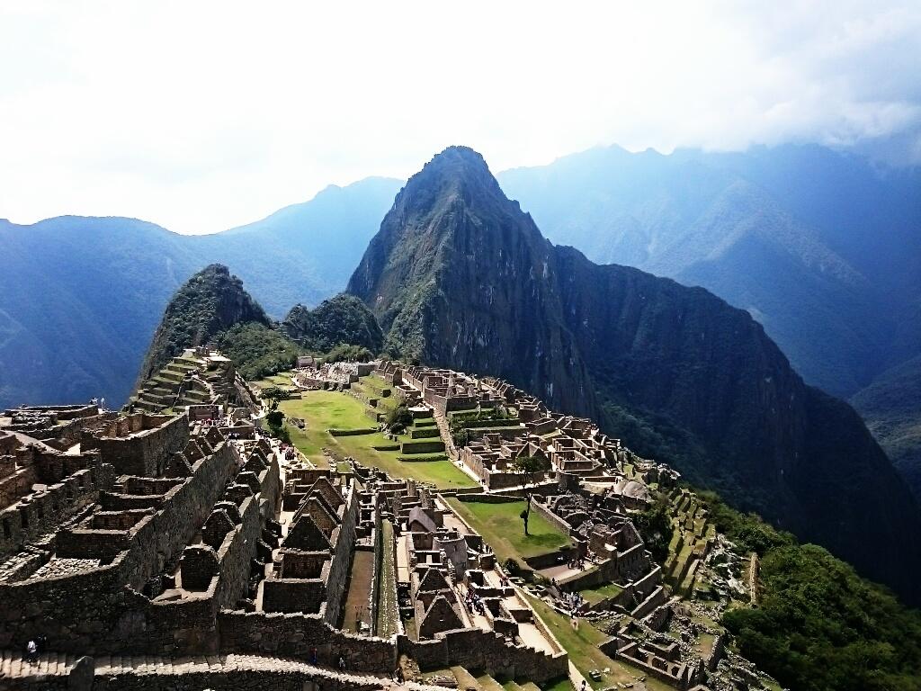 Quintessential Machu Picchu View
