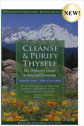 Cleanse & Purify Thyself - Richard Anderson