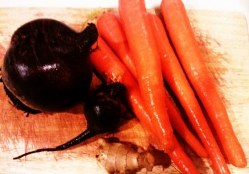 Gingerly Roots: Bodacious Beet Juice Recipe